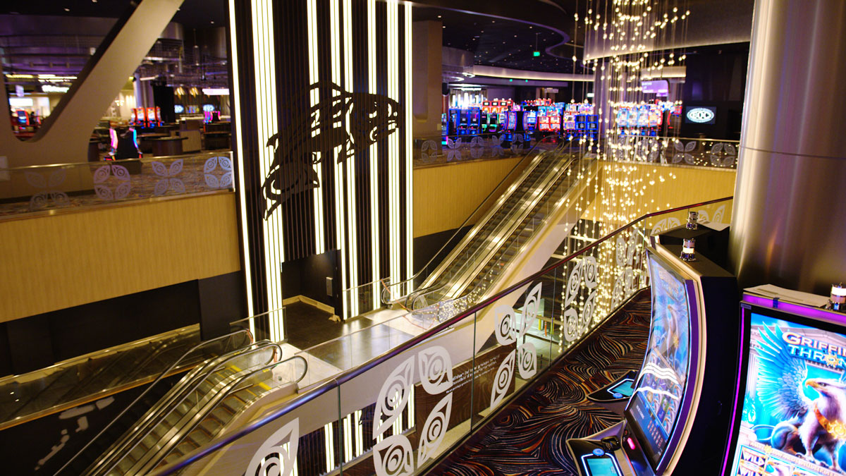 Club At Emerald Queen Casino